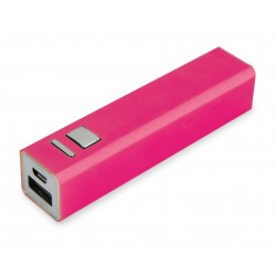 Power bank aluminio fu