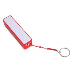Power bank rojo