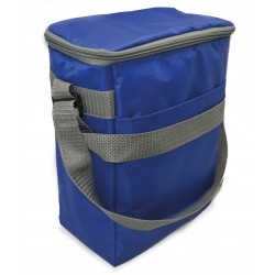 Bolsa nevera nylon royal