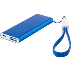 Power Bank en ABS y batería LiPo 5000mAh
