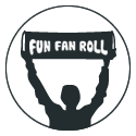 Fun Fan Roll Pancarta retráctil